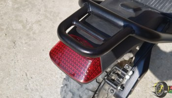 Kaabo Wolf Warrior II Rear Light Off