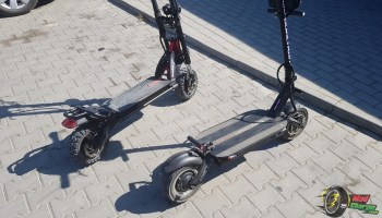Kaabo Wolf Warrior II vs Dualtron Thunder 1