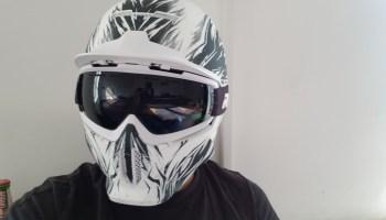 Ruroc Helmet for Electric Scooter 2