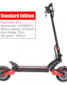 zero 10x 18ah standard edition