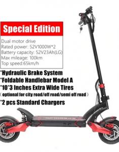 zero 10x 23ah special edition