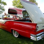 1957 Ford Fairlane Retractable Hardtop Photos And Specs From Madchrome Com