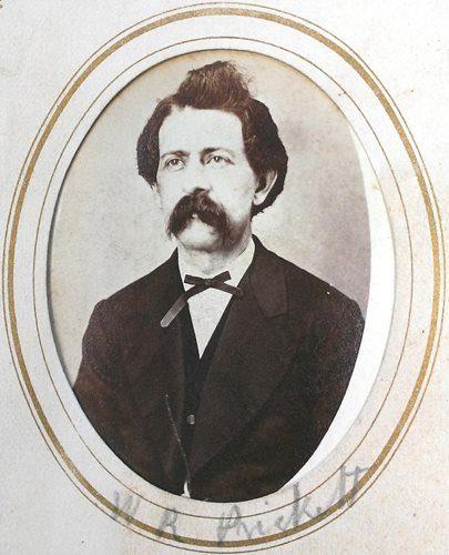 William Prickett