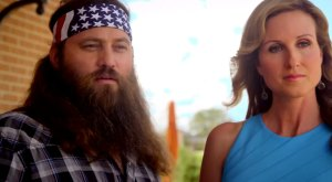 """""""I was a hardcore atheist, but then I saw Willie Robertson's cameo and everything changed!"""""""