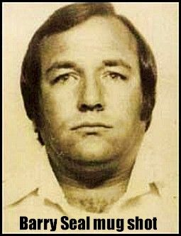 Barry Seal. mug shot
