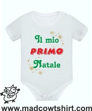 0396 primo natale body bambino