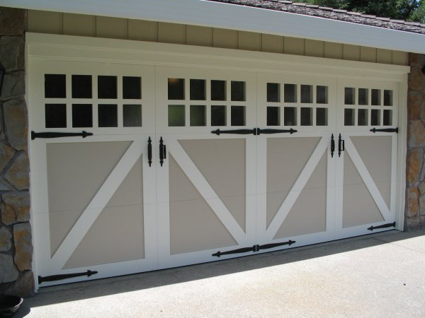 Custom Paint Grade Garage Doors  Brentwood Pittsburgh Concord San Francisco Bay Area CA