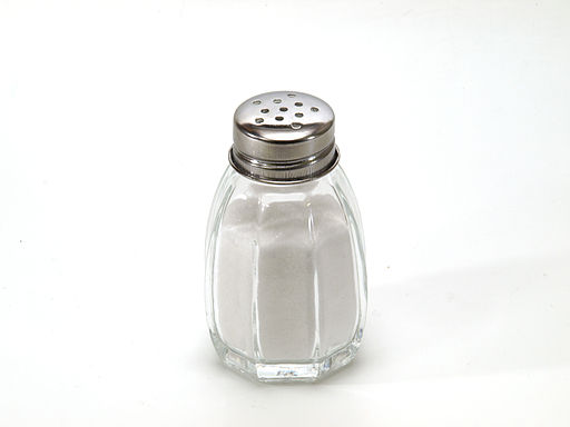 Salt. Is It Good or bad?