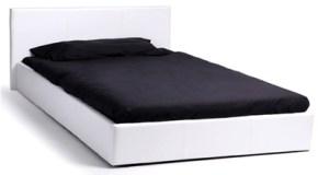 Lit coffre SKON 90×190 cm ou 160×200 cm pas cher en promo chez Conforama.fr