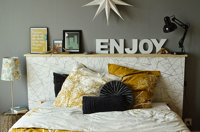 20 idees de tetes de lit a faire soi
