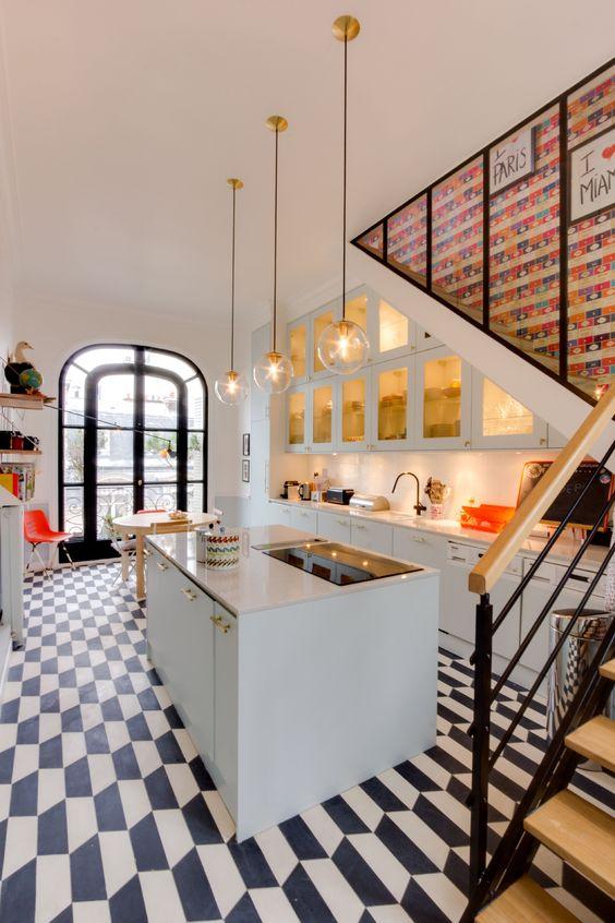 cuisine originale et ouverte