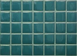 vert turquoise fonce bleu canard 2 4 cm mosaique emaux par 2 m soit 44 60 le metre