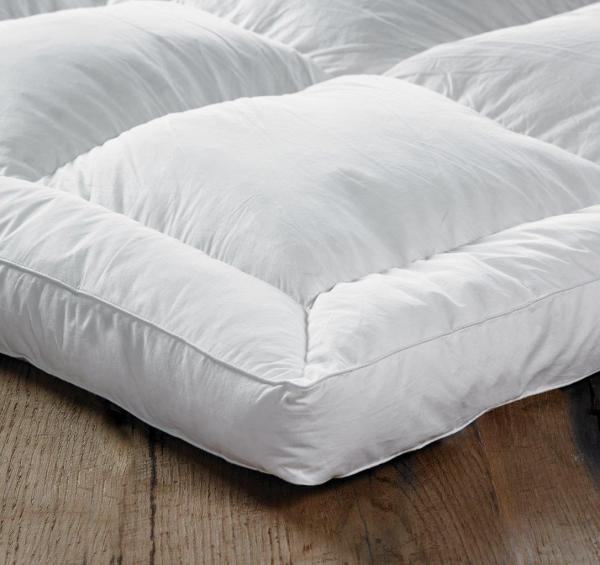 Down Feather Bed Mattress Topper