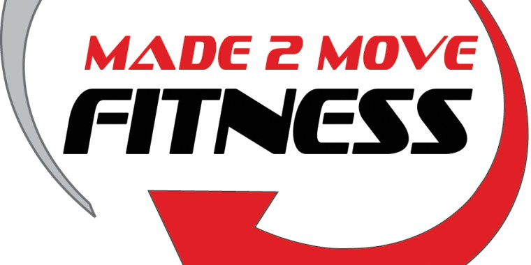 Made 2 Move Fitness - 777 Maple Rd, Williamsville, NY 14221 - Adult Health & Fitness Studio - Logo - 979x965