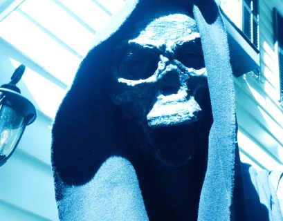 Make your own Dementor from Harry Potter