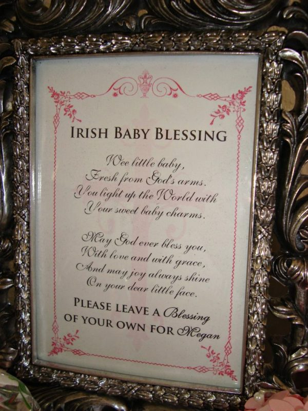 20+ Irish Baptism Blessing Pictures and Ideas on STEM