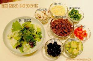 Supper Sunday: Taco Salad