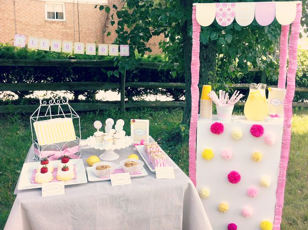 Lemonade Stand_Tables