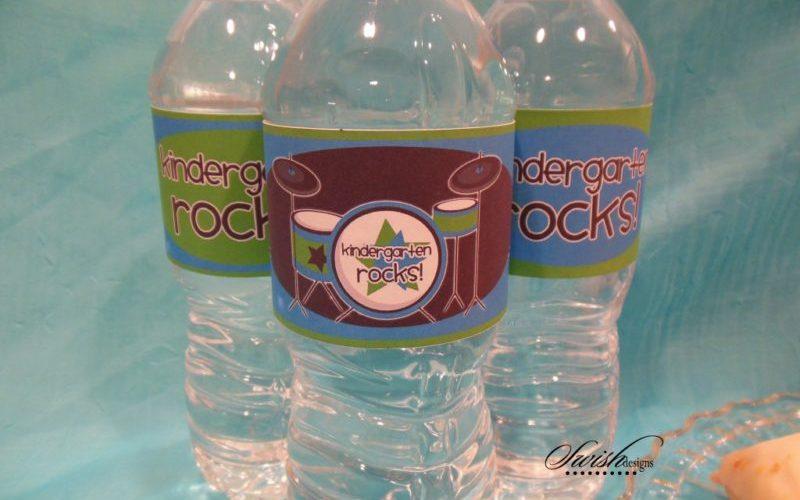 Kindergarten Rocks Back to School Party