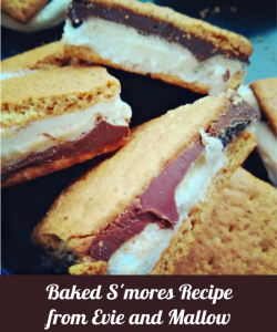 Recipe for Baked S'mores