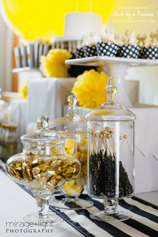 Candy Buffet KoyalBWYG candy jars