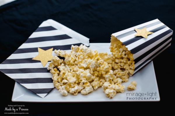 Candy Buffet KoyalBWYG glitter popcorn