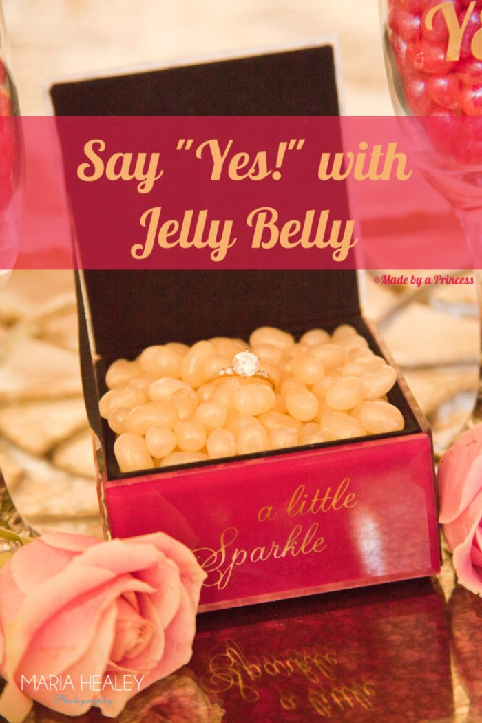 Made by a Princess Say Yes with Jelly Belly main image