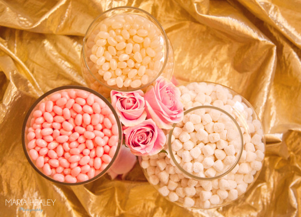 Made by a Princess Say Yes with Jelly Belly open jars wm