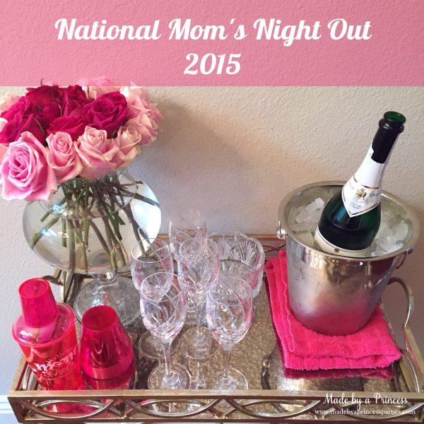 NMNO 2015 champagne bar