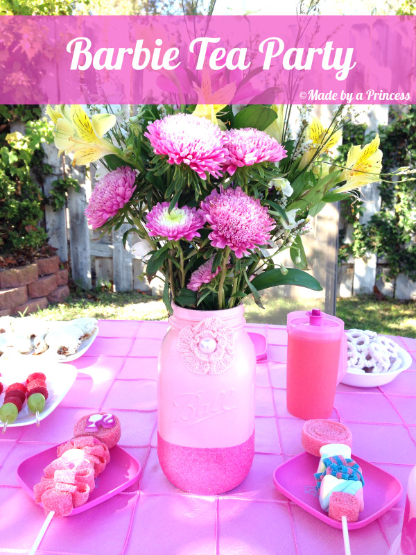 barbie tea party main