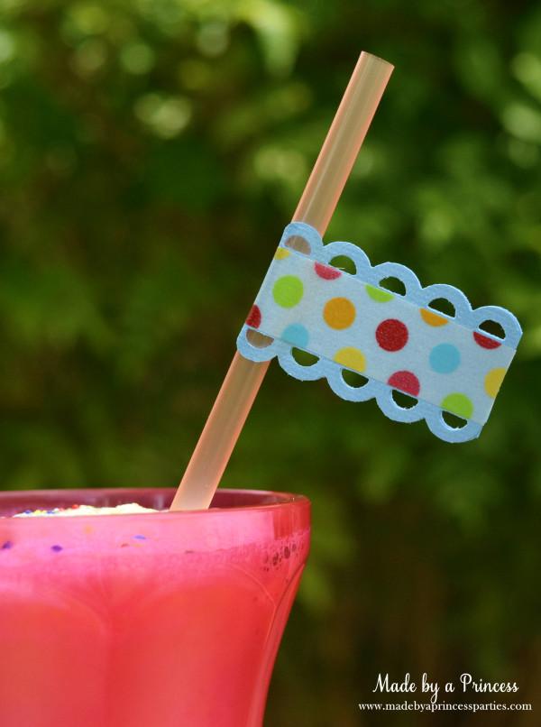 sizzix doodlebug blog hop straw flag