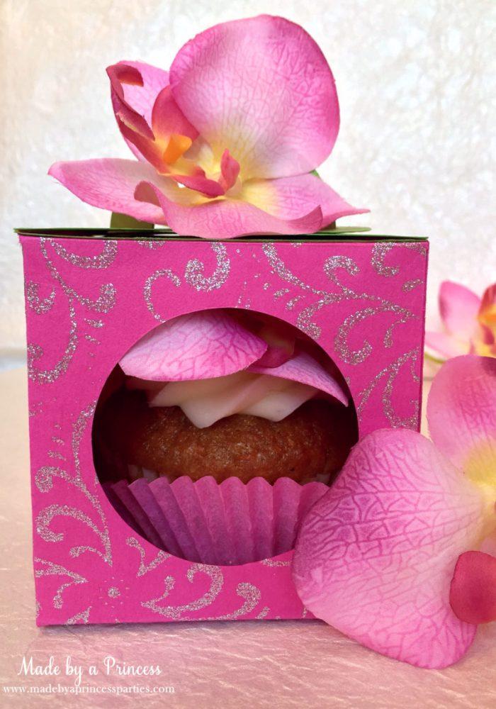 sizzix cupcake pink box wm