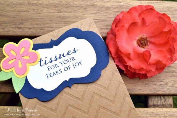 sizzix tears of joy packet