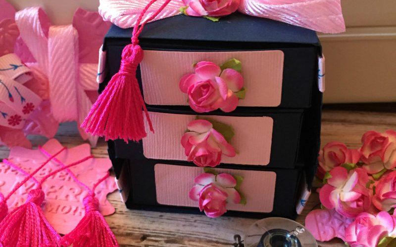 Create Your Own Dainty Treasure Box