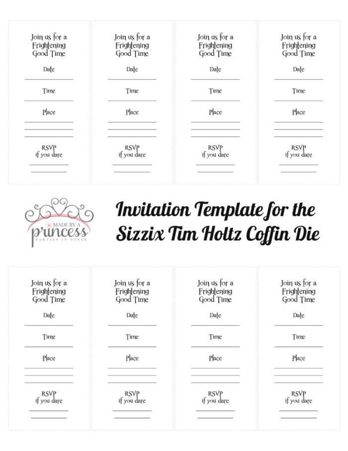 sizzix coffin printable invitation file 2