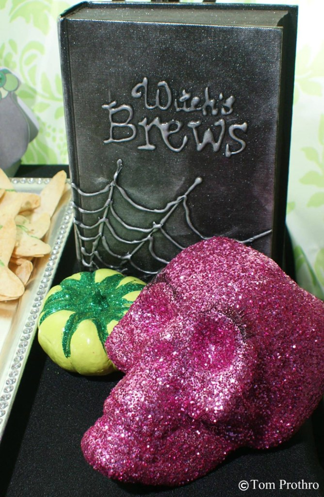 witch tea party brew book