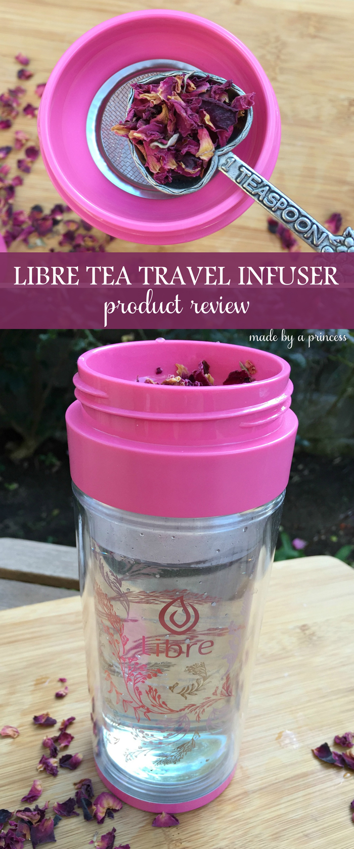 libre tea travel infuser review