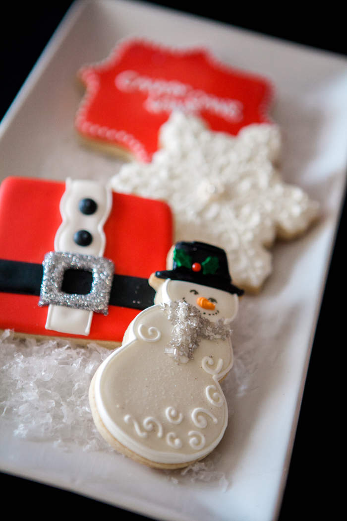 candy cane lane christmas party boutique cookies