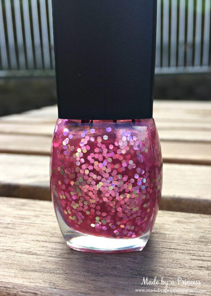 del sol color changing nail polish pink