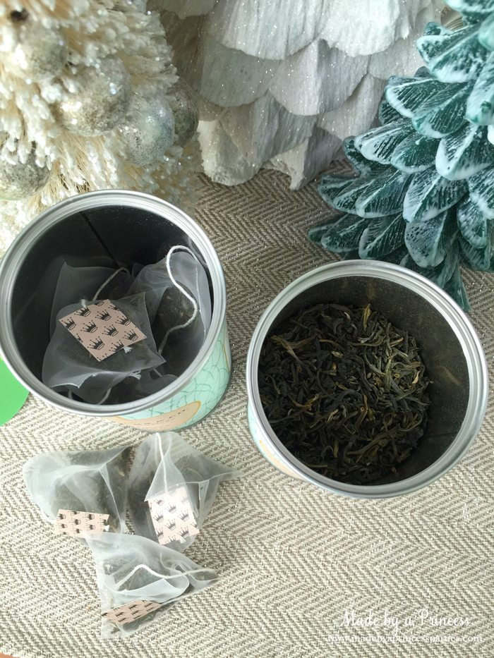hallmark crafters and co collection tea