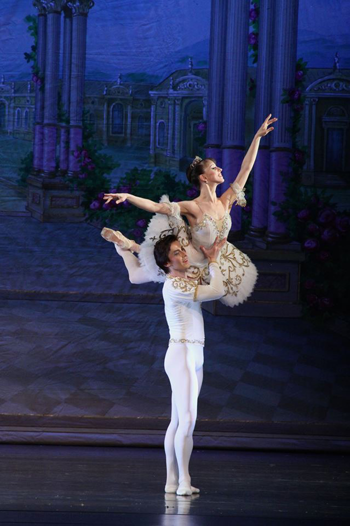moscow ballet nutcracker masha and nutcracker prince