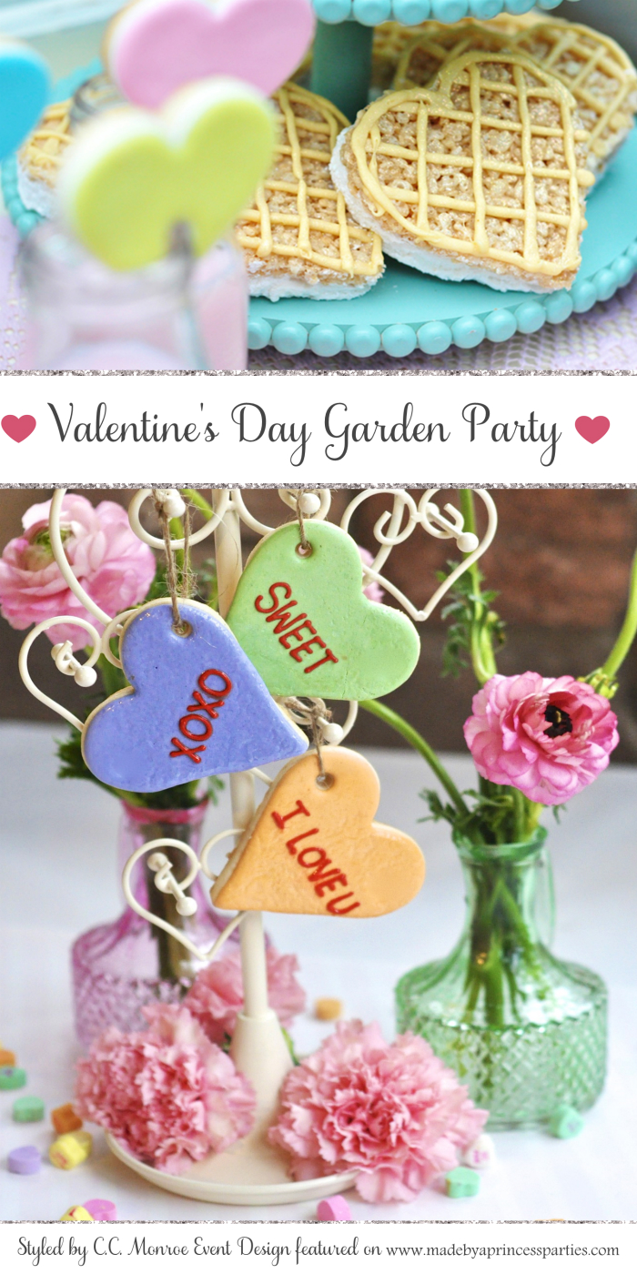 Valentines Day Garden Party pin it