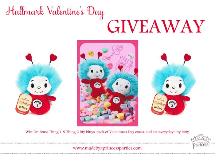 Hallmark Valentine's Day Giveaway 2016