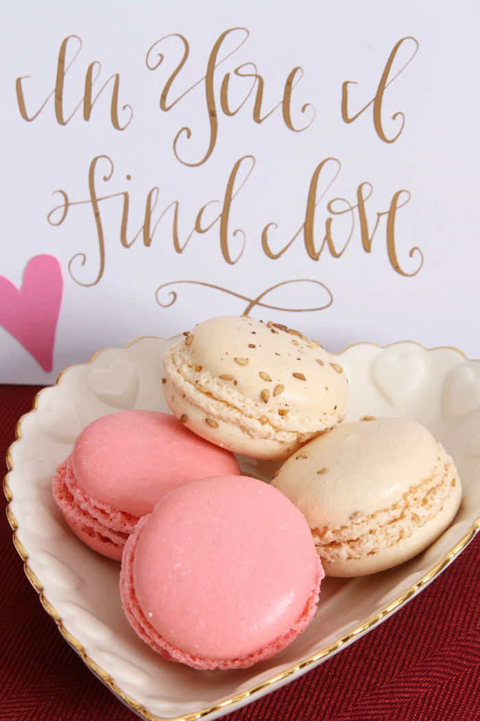 sweethearts treats for two yummy macarons