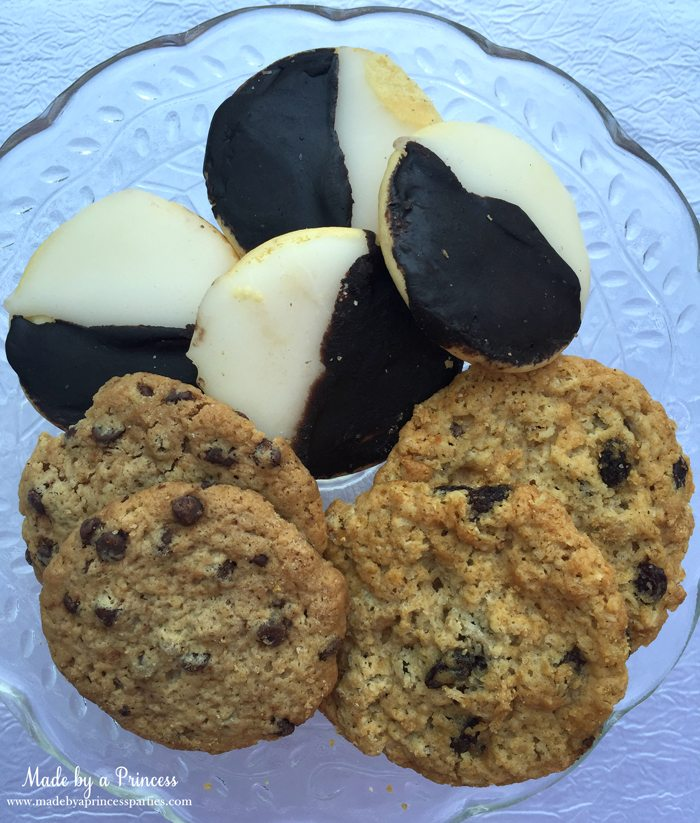gimmee jimmys cookie revew platter
