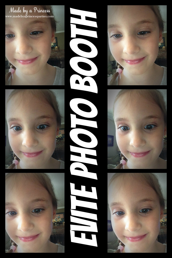 awesome-evite-app-lets-you-create-photo-booth-so-easy-a-five-year-old-can-do-it | Made by a Princess | www.madebyaprincessparties.com