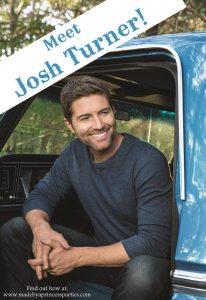 Meet Country Crooner Josh Turner