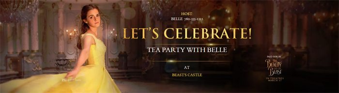 Beauty-and-the-Beast-Movie-Tea-Party-for-Two-Evite