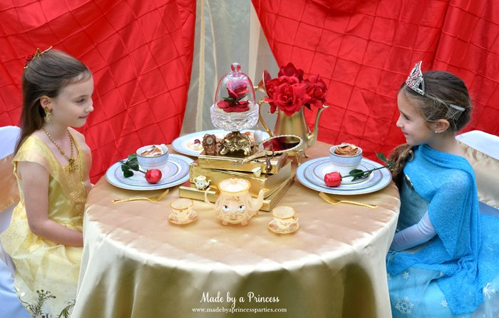 Beauty-and-the-Beast-Movie-Tea-Party-for-Two-belle-and-elsa