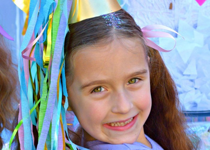 Unicorn Princess Party Hat Idea Tutorial